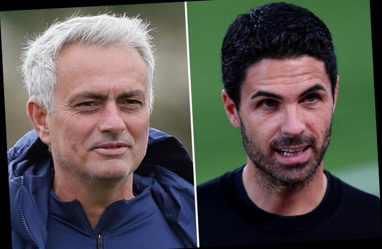 Arsenal's daunting next seven fixtures against likes of Man City, Utd and Tottenham is when Arteta's real test begins