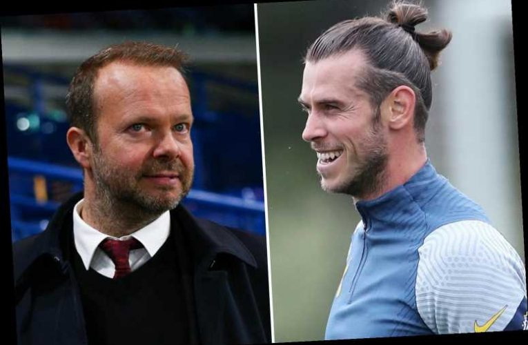 Gareth Bale 'wanted Man Utd transfer this summer but grew sick of waiting on Ed Woodward' before rejoining Tottenham