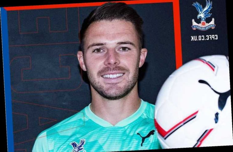 Crystal Palace complete Jack Butland transfer for £500k – just 15 months after Stoke demanded £23m for star stopper