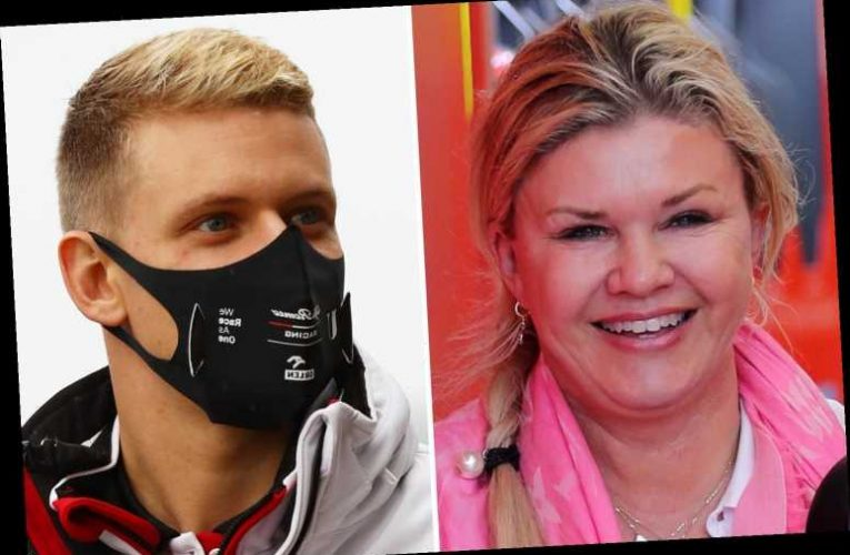 Mick Schumacher disappointed poor weather delayed Formula One debut as watching mum 'would have loved to see me drive'