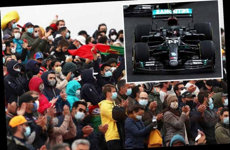 Portugal GP results: Lewis Hamilton breaks Michael Schumacher's record with 92nd career win, 13 years after first