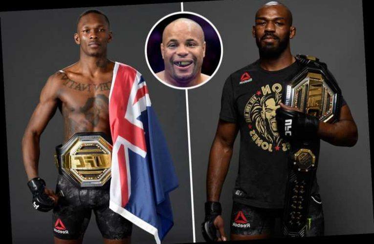 Daniel Cormier backs Israel Adesanya to beat UFC's top-ranked P4P fighter Jon Jones after Twitter war of words