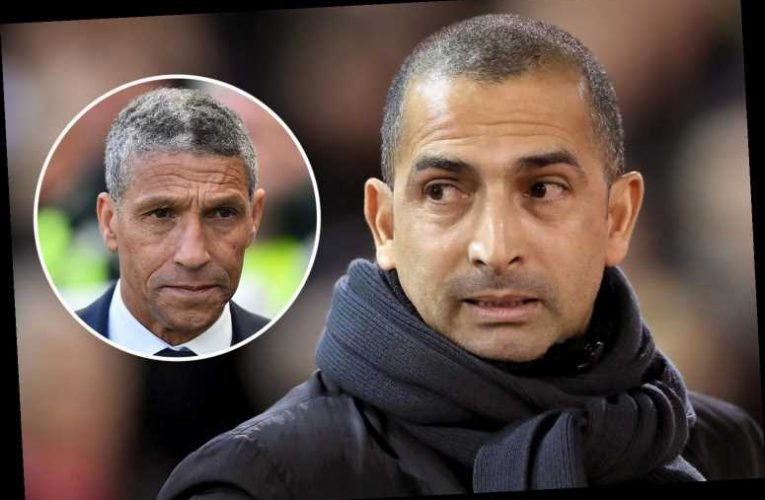 Chris Hughton appointed new Nottingham Forest manager after Sabri Lamouchi's 'cruel' and 'classless' sacking – The Sun