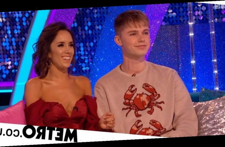 Strictly 2020: HRVY throwing up in rehearsals over gruelling routines
