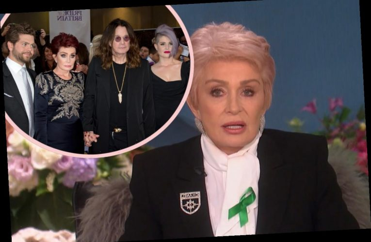 Sharon Osbourne Opens Up About Her 2016 Suicide Attempt – And What Saved Her