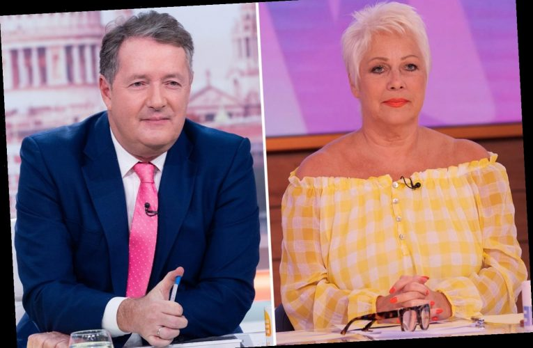 Denise Welch says she's 'keeping her head down' after being savaged by Piers Morgan and branded a 'Covidiot'