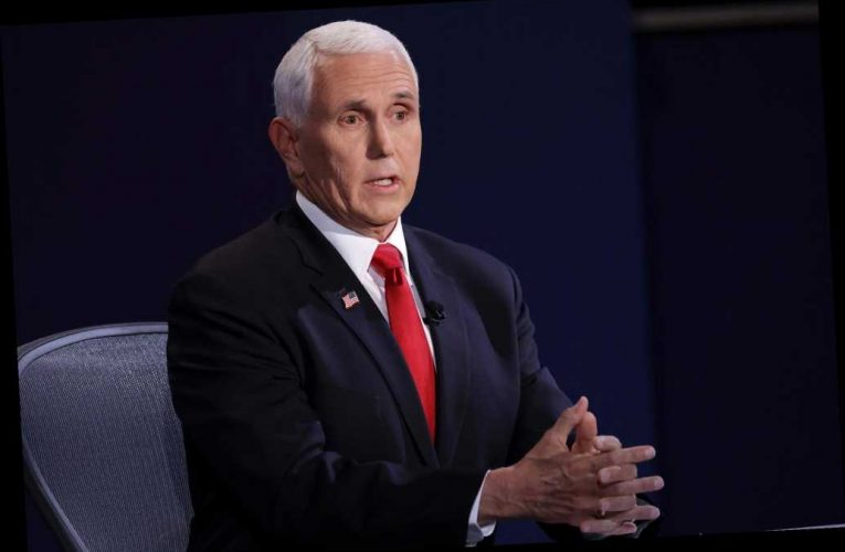 Pence won the night and other commentary