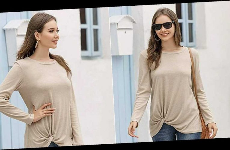 Find Out Why This Twist-Tie Top Is Not Your Average Basic