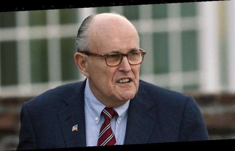 'Beyond cringe': Rudy Giuliani caught in hotel scene in new 'Borat' film