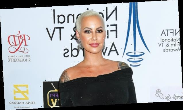Amber Rose Alleges An Ex Forced Her Into Non-Consensual Sex: 'He Knew I Didn't Want To'