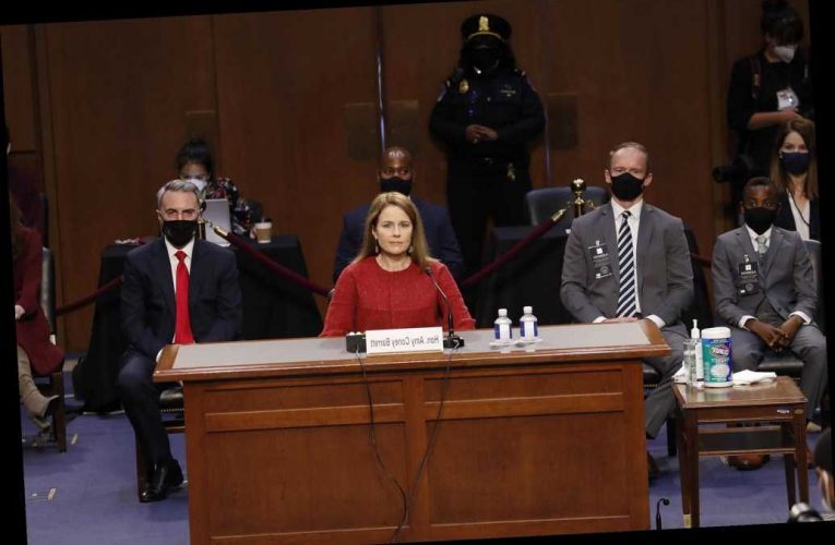 Amy Coney Barrett hearing live: Watch Day 2 of confirmation hearings