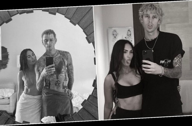 "Megan Fox Introduced Her Kids to Machine Gun Kelly Because It's ""Not Just a Fling"""