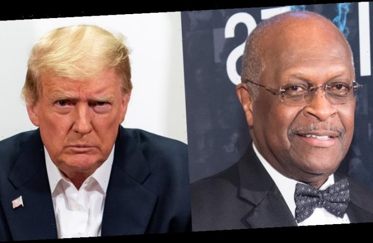 This Tweet About Herman Cain's Death from COVID-19 Has Gone Viral After Trump Said He's Feeling Better