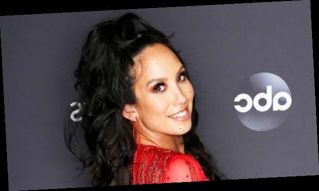 Cheryl Burke Falls & Suffers Terrifying Head Injury During 'DWTS' Rehearsal — Watch