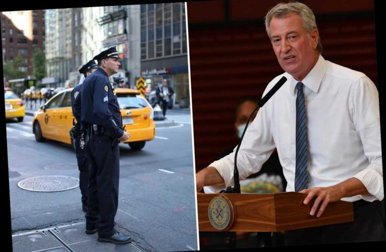 Bill de Blasio: 'Observers' will protect NYC voters on Election Day