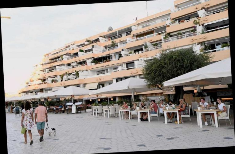 Majorca and Ibiza prepare for THIRD coronavirus wave as new infections continue to rise across Spain