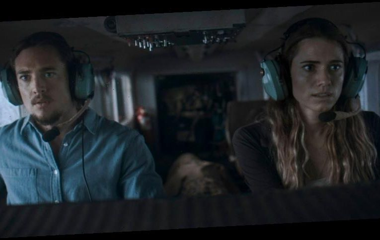 'Horizon Line' Trailer: Allison Williams and Alexander Dreymon Need to Get Off This Plane