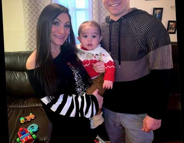 Jersey Shore Star Deena Cortese and Husband Chris Buckner Expecting Their Second Child