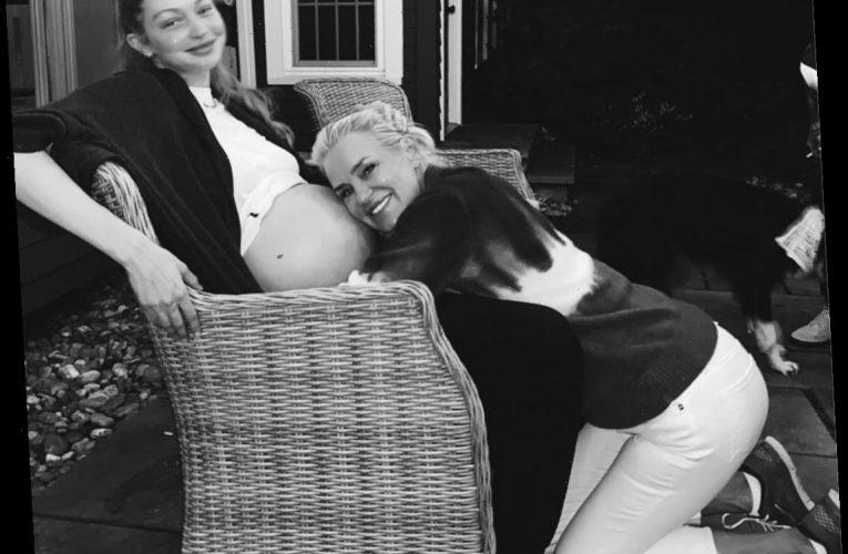 Yolanda Hadid Calls Daughter Gigi Hadid and Zayn Malik's Baby Girl an 'Angel Sent to Us from Above'