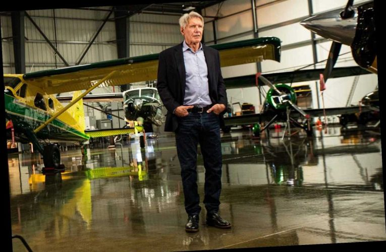 Harrison Ford Becomes a Spokesman for COVID-19 Disaster Relief Response Nonprofit Airlink