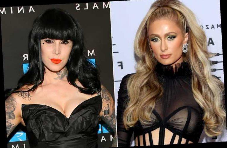Kat Von D Reveals She Attended Same 'Torturous' School as Paris Hilton: 'I Was Trapped'