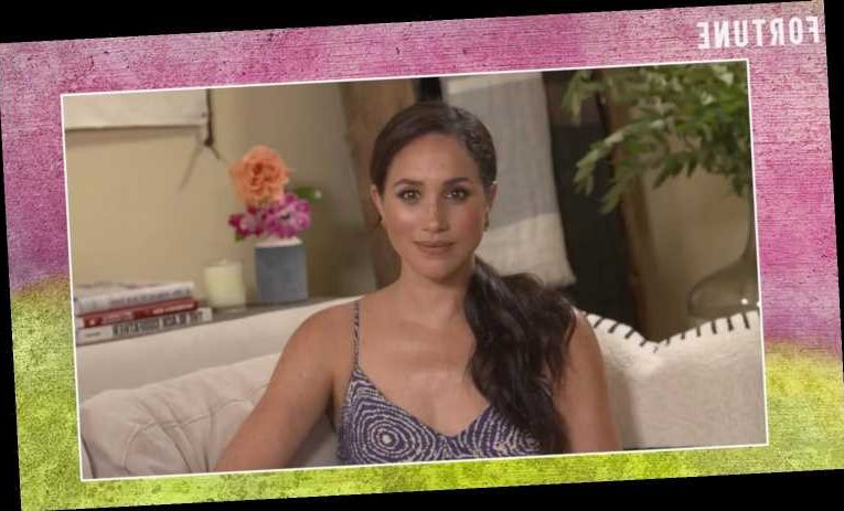 Meghan Markle Reveals Why She Hasn't Been on Social Media 'for a Very Long Time'