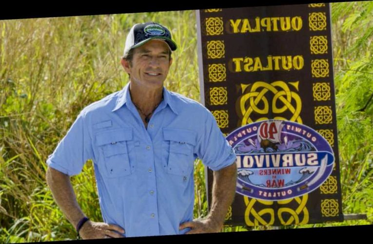 'Survivor' Host Jeff Probst Remembers Filming Hilarious Skateboarding Fail – 'Are You Out of Your Mind?'