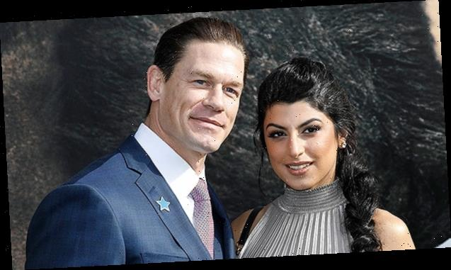 John Cena Marries Girlfriend Shay Shariatzadeh In Private Florida Ceremony After 1 Year Of Dating