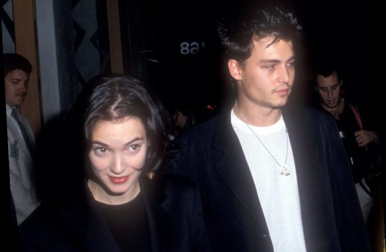 Winona Ryder 'Hit Rock Bottom' After Her Breakup With Johnny Depp