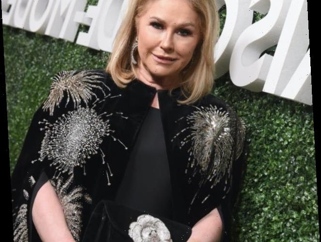 Kathy Hilton: Confirmed for The Real Housewives of Beverly Hills!