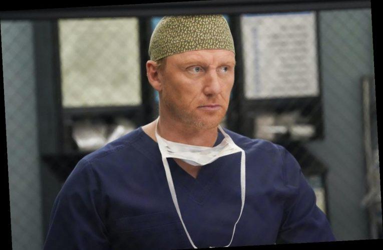 'Grey's Anatomy': Owen Hunt Needs an MRI, Probably