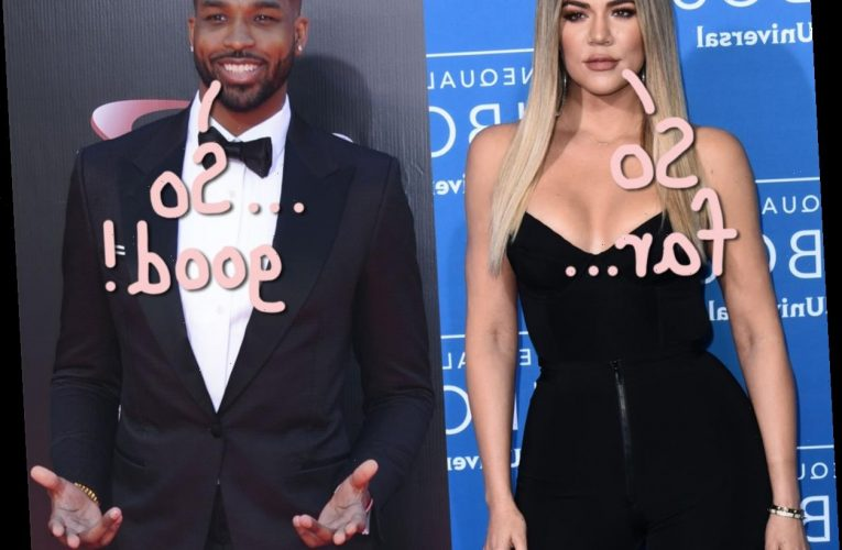 Tristan Thompson's Secret To Getting Khloé Kardashian To Take Him Back! And Why It Might Not Last!