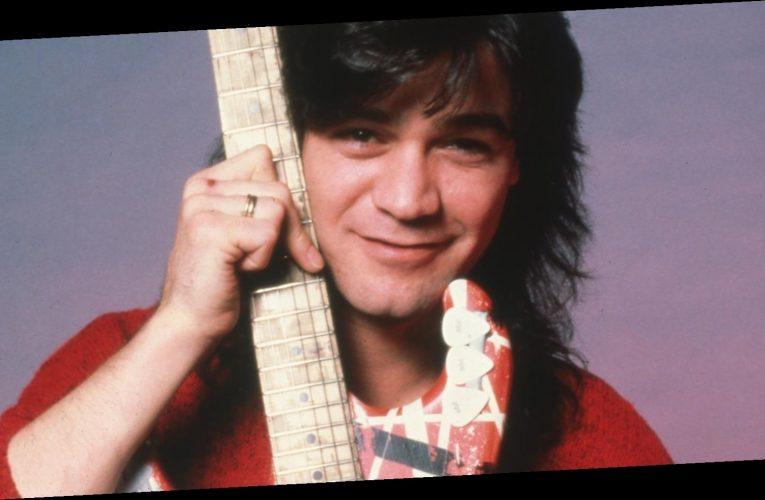 Tragic details about Eddie Van Halen