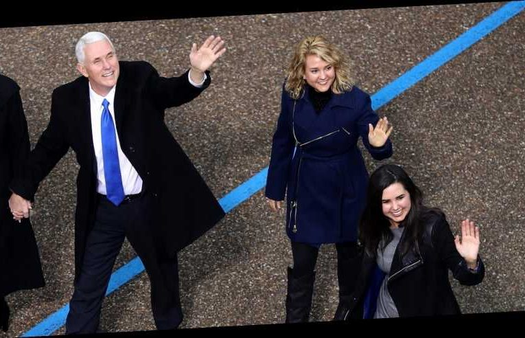 Audrey and Charlotte Pence are all grown-up
