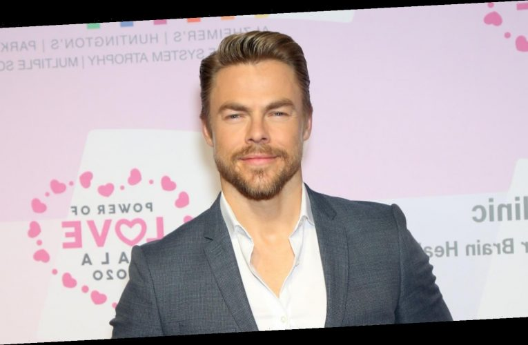 How Derek Hough stole the spotlight on Dancing With the Stars