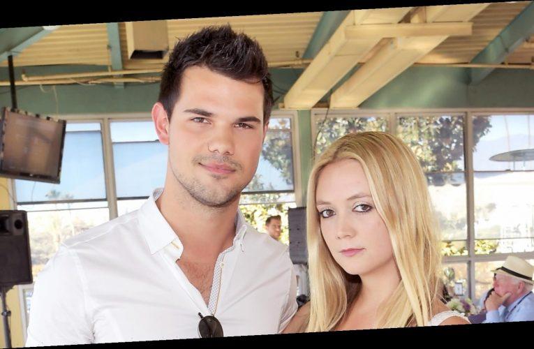 The real reason Billie Lourd and Taylor Lautner split