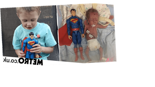 Premature baby born the size of a Superman toy miraculously survives and thrives
