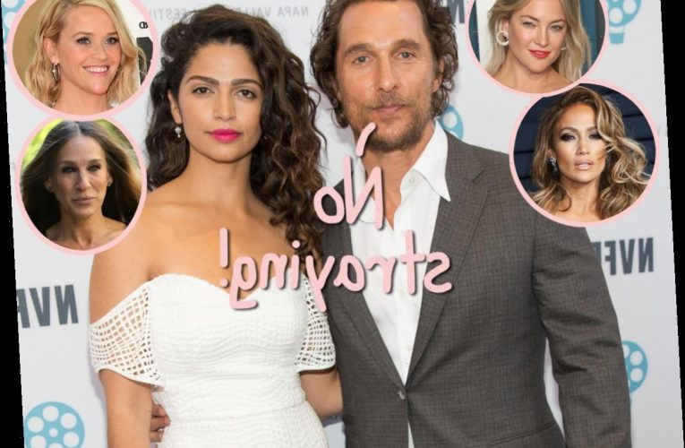 Matthew McConaughey Reveals The Reason He NEVER Dated His Co-Stars – Despite 'Certain Crushes'!