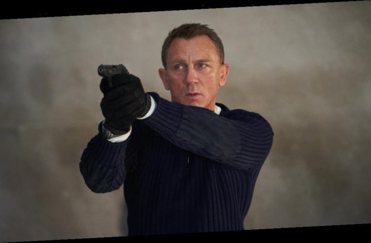 'This Isn't The Right Time' For 'No Time To Die,' says Daniel Craig
