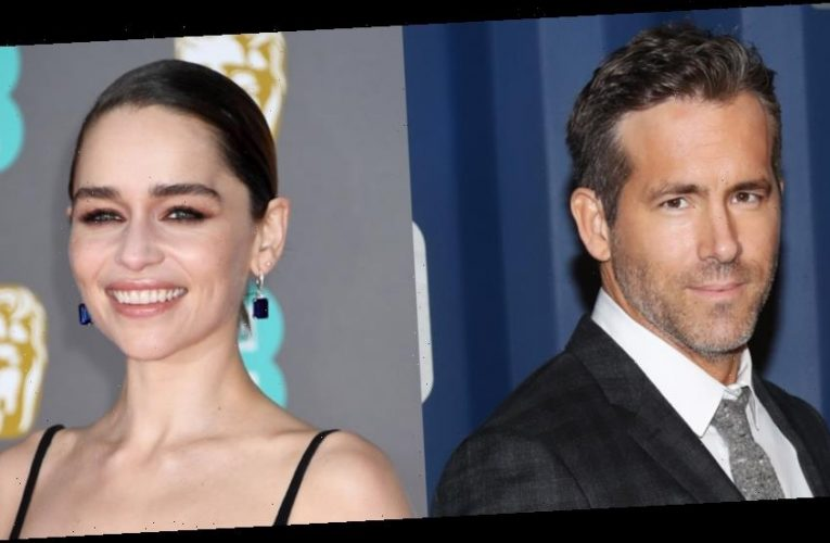 Ryan Reynolds Decided He & Emilia Clarke Can't Share a Birthday, So He Gave Her a New One