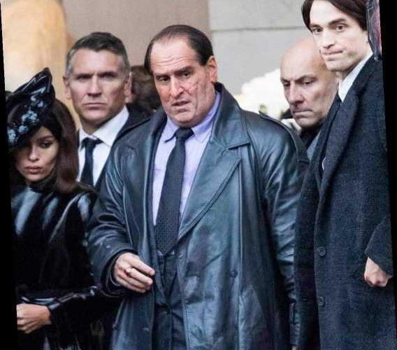 See Robert Pattinson, Zoe Kravitz and Colin Farrell Bring The Batman to Life on Set