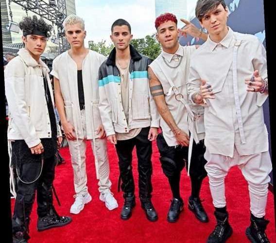 See CNCO's Message to Fans After Their 2020 People's Choice Awards Nomination