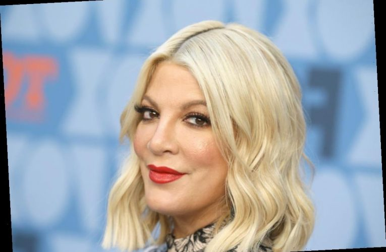 Tori Spelling Reportedly Joining 'RHOBH' Season 11