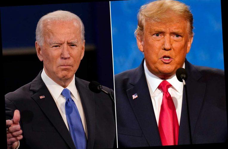 Who won the final presidential debate? Experts grade Trump and Biden