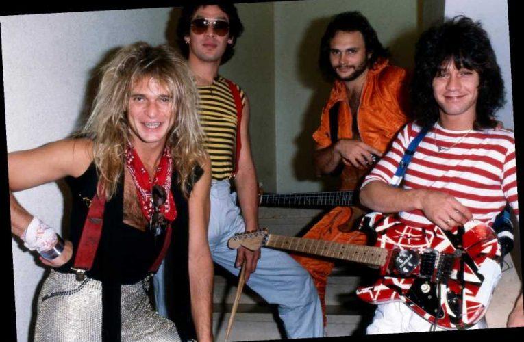 'Van Halen,' '1984' Return to the Charts as Van Halen Sales Soar 7,600%