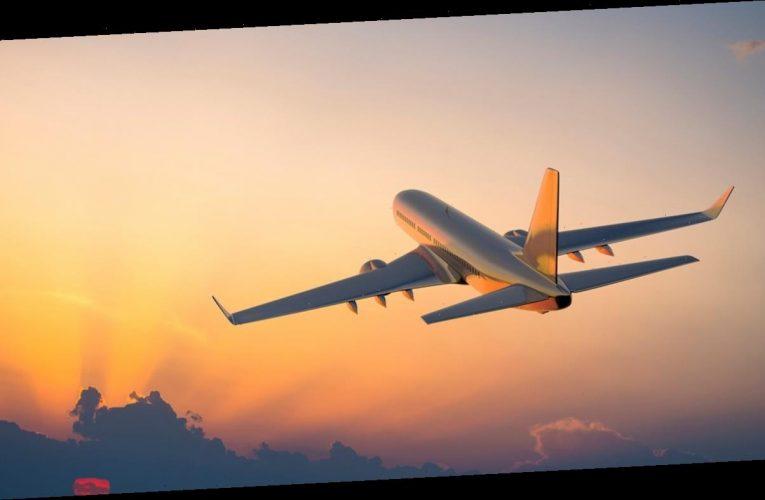 Metal airplane part seems to fall from plane into Arizona family's backyard