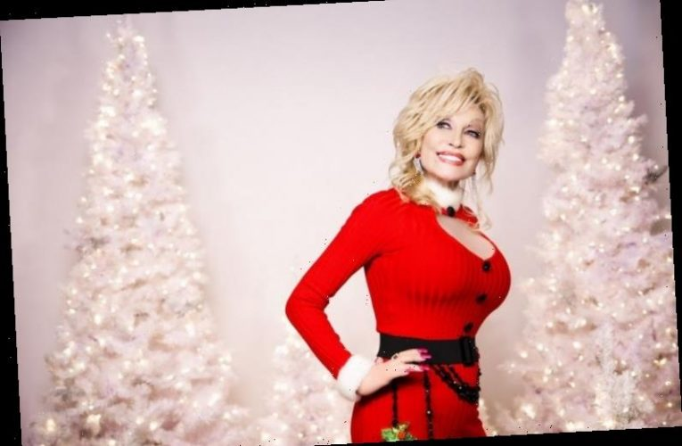Dolly Parton on how her first Christmas album in 30 years became 'perfect time to spread some extra joy'