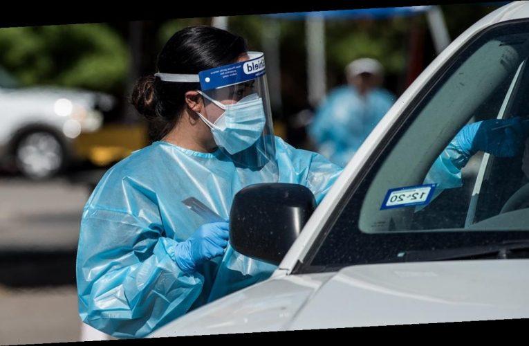 El Paso to impose second coronavirus lockdown as local hospitals reach capacity