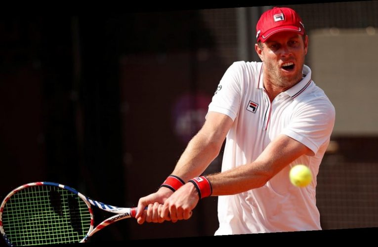 US tennis pro Sam Querrey flees Russia after testing positive for coronavirus: 'Serious breach of protocol'