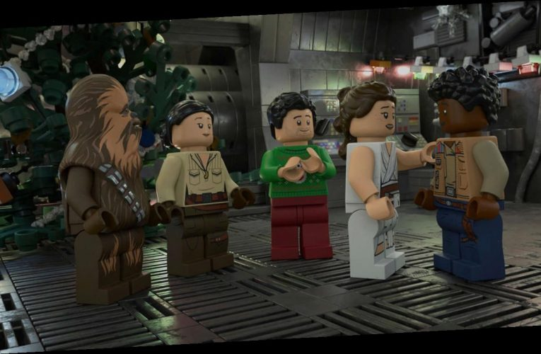 Lego Star Wars Holiday Special Will Mix Timelines In Wild Ways